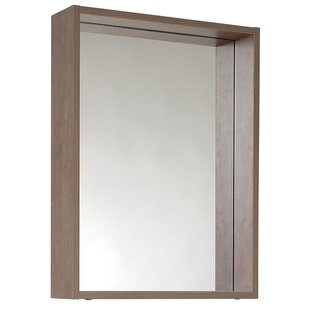 Top Reviews Potenza Bathroom/Vanity Mirror By Fresca
