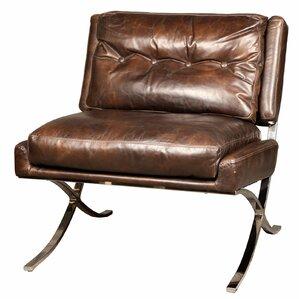 Lovely Capetown Occasional Slipper Chair