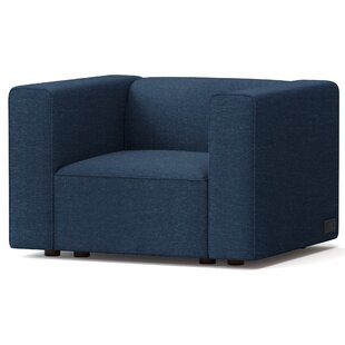 Node 916 Square Arm Sofa by Coddle