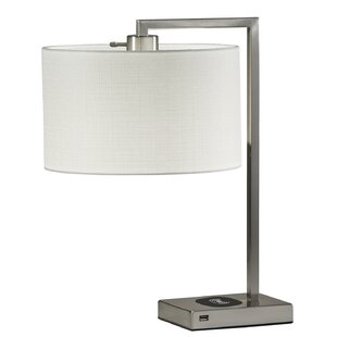 Cleitus Charge 21 Table Lamp