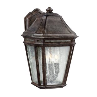 Maxine 3-Light Outdoor Wall Lantern