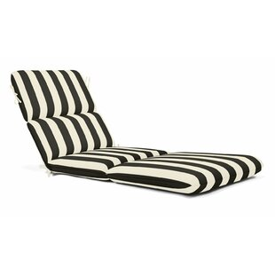 Indoor/Outdoor Sunbrella Chaise Lounge Cushion