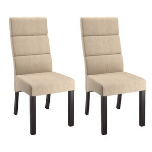 Iris Parsons Chair (Set of 2) by Brayden Studio
