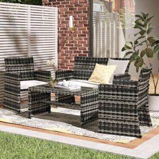 Modular Wicker Outdoor Furniture Wayfair