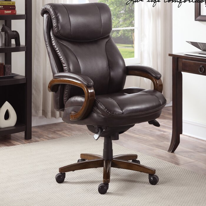 La Z Boy Trafford Executive Chair Reviews Wayfairca