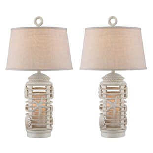 Mordecai Lantern 31 Table Lamp (Set of 2)