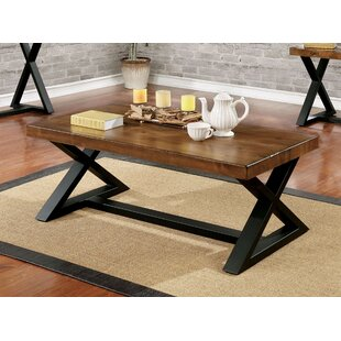 Best Reviews Sikeston Industrial Coffee Table by Gracie Oaks Reviews (2019) & Buyer's Guide