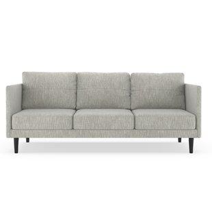 Shop Schiff Twilled Weave Sofa by Orren Ellis