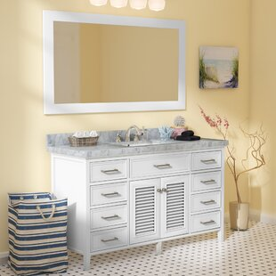 Shopping for Hamil 61 Single Bathroom Vanity Set with Mirror By Highland Dunes