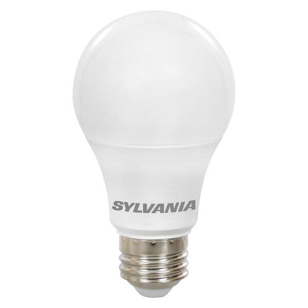 Sylvania 60 Watt Equivalent A19 Led Non Dimmable Light Bulb Warm White 2700k E26 Medium Standard Base Reviews Wayfair