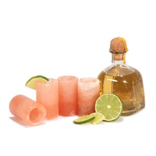 Rafael Himalayan Salt Tequilla Shot Glass (Set of 4)
