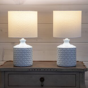 Lorin Ceramic 17 Table Lamp (Set of 2)