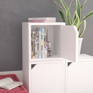 Bolan Cube Bookcase by Ebern Designs