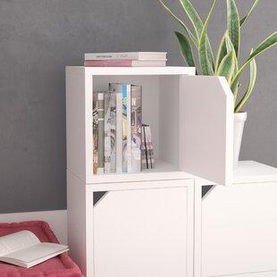 Bolan Cube Unit Bookcase Ebern Designs