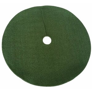 Artificial Grass Rug Christmas Tree Skirt