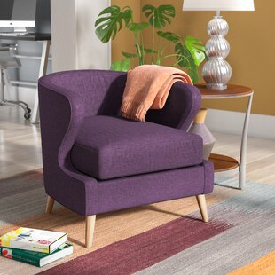 Compare prices Indurial Barrel Chair by Ebern Designs Reviews (2019) & Buyer's Guide