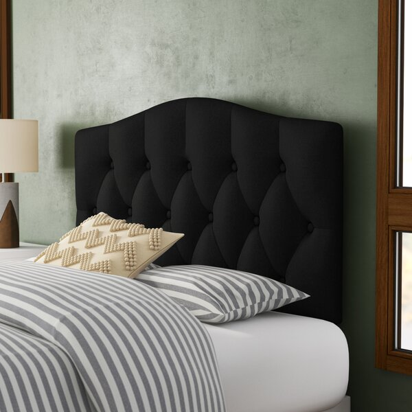 Fuente Upholstered Panel Headboard by Andover Mills™
