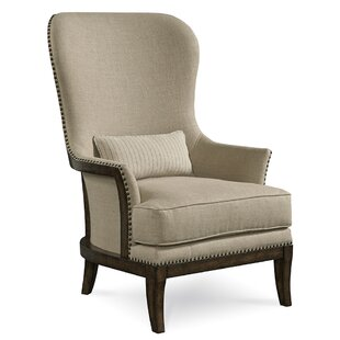 Sandoval Wingback Chair by One Allium Way