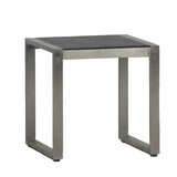 Cirrus Stainless Steel Side Table