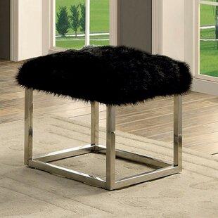 Kellems Ultra Comfy Metal Bench by Mercer41