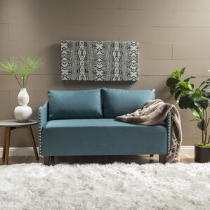 Mohamad Loveseat by Wade Logan