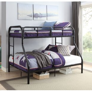 Look for Hallum Twin Over Full Bunk Bed by Zoomie Kids Reviews (2019) & Buyer's Guide