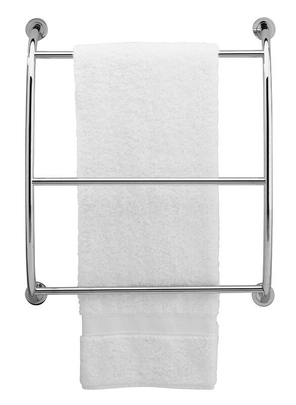 Valsan Essentials Wall Mounted Towel Rack Amp Reviews Wayfair
