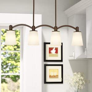 Smithville 4 Light Kitchen Island Pendant