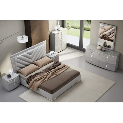 Comfrey Platform Bed Mercer41