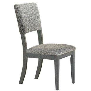 Holly Upholstered Dining Chair (Set of 2) Millwood Pines