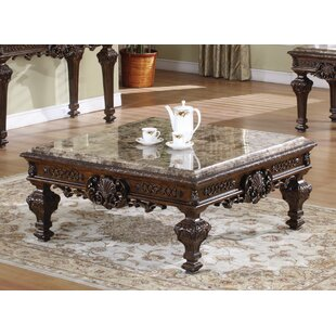 Dollins Coffee Table by Astoria Grand