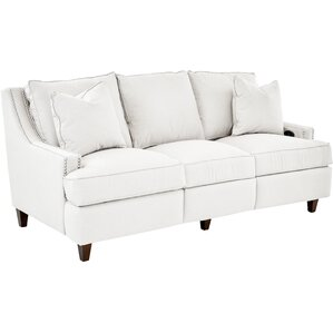 Tricia Power Hybrid Reclining Sofa by Wayfair Custom Upholstery?