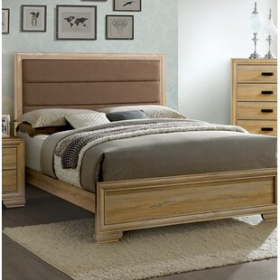 Barefield Upholstered Panel Bed by Foundry Select