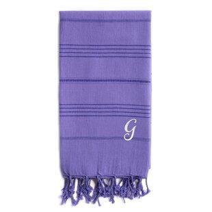 Sandspur Pestemal Turkish Cotton Beach Towel