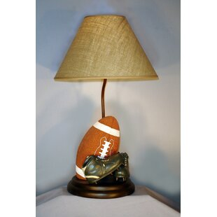 Best Reviews Football 22 Table Lamp By Judith Edwards Designs