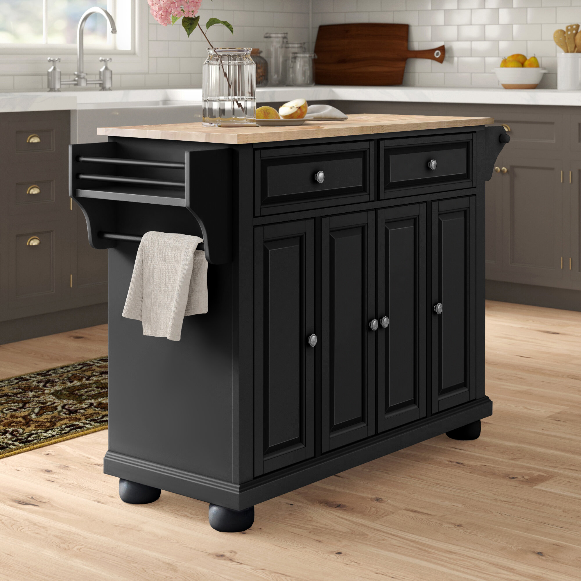 Kitchen Islands Carts Up To 55 Off Through 12 26 Wayfair