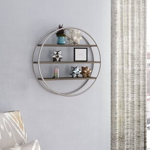 Signal Circular Wall Shelf