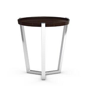 Frandsen End Table by Orren Ellis