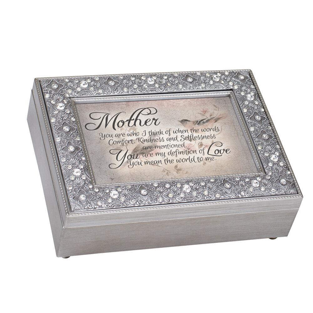 Dicksonsinc Mother Music Decorative Box Wayfair