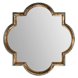 Framed modern mirror Champagne Silver Traditional Metal Frame Wall Mirror Amazoncom Modern Contemporary Rectangle Metal Framed Mirror Allmodern
