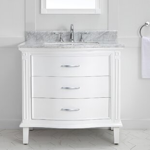 Compare & Buy Pletcher 36 Single Bathroom Vanity Set ByCharlton Home