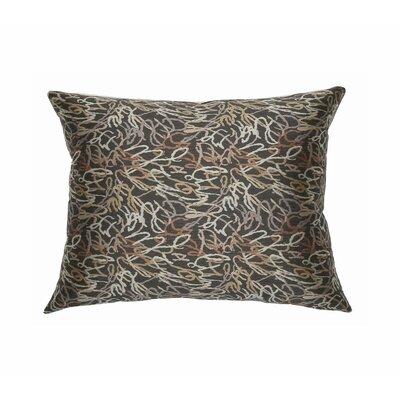 Feather Ikat Throw Pillow LOOMY | DailyMail