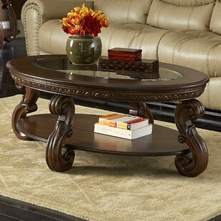 Price comparison 5556 Series Coffee Table By Woodhaven Hill