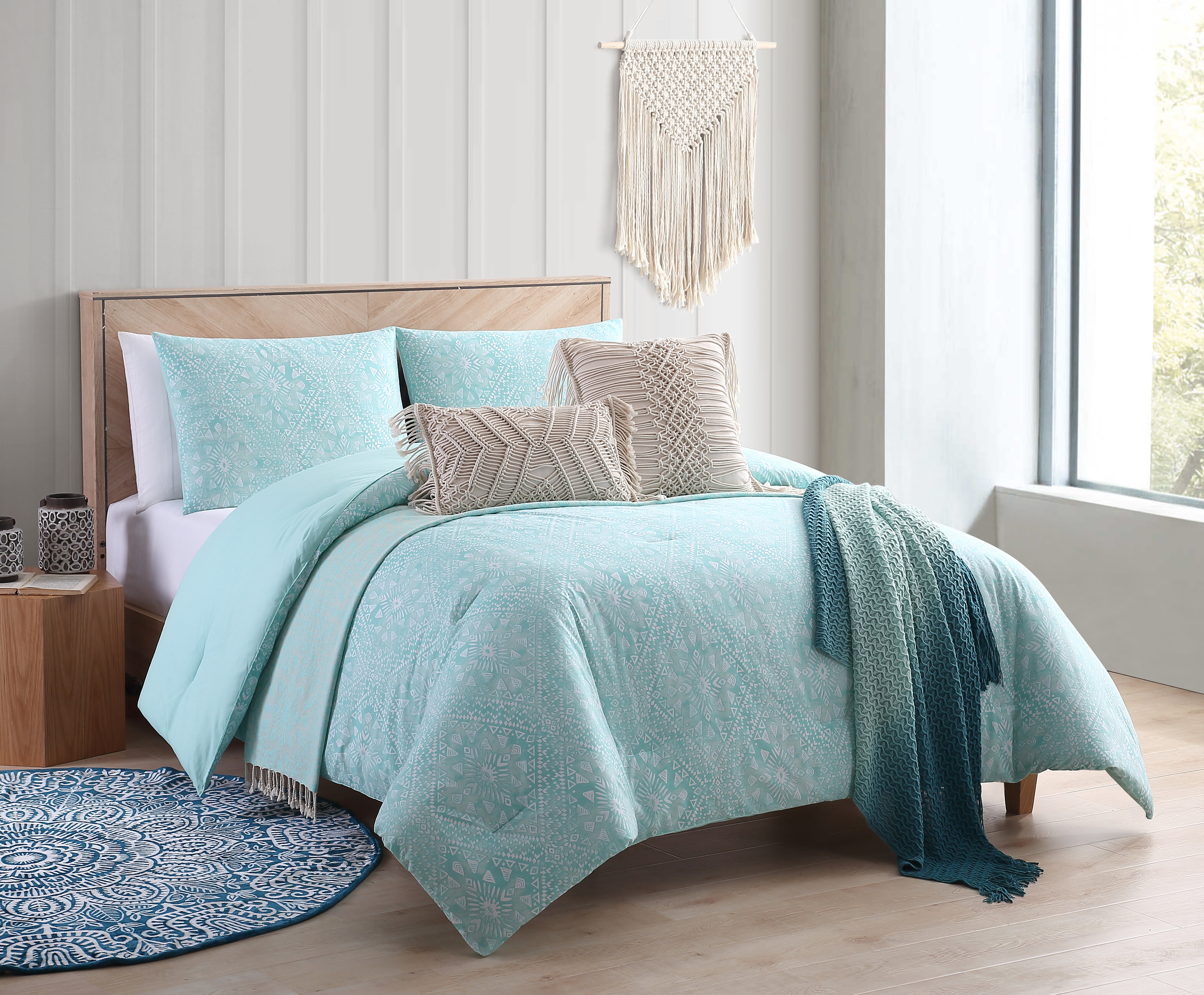 Sandcloud Kaibu Isle Reversible Comforter Set Wayfair