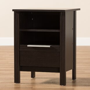Everly 1 Drawer Nightstand