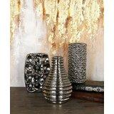 Fluker Ceramic Vase Set (Set of 3)