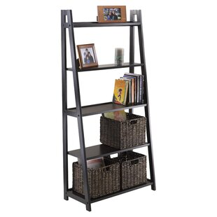 Blevens A Frame Ladder Bookcase by Latitude Run Best