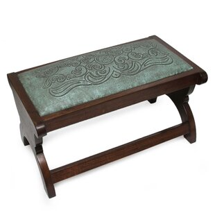 Marinelli Beauty Upholstered Bench
