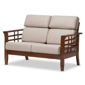 Baxton Studio Armanno 2 Seater Living Room L..