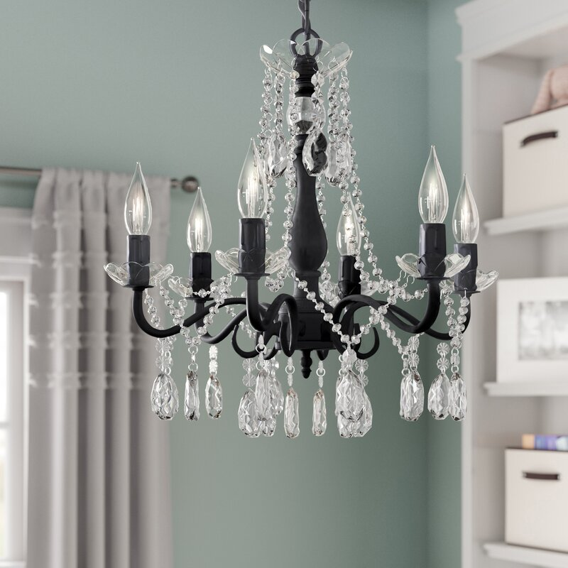 Three Posts Baby Kids Flemington 5 Light Candle Style Classic Traditional Chandelier Reviews Wayfair Ca